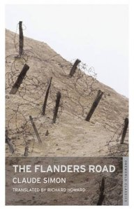 Cover of The Flanders Road by Claude Simon