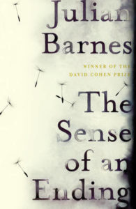 Cover of Sense of an Ending by Julian Barnes