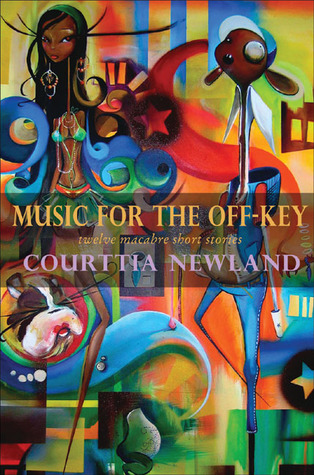 Music for the Off-Key by Courttia Newland