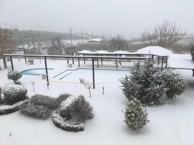 Agnantio Hotel, Sidirokastro, Greece