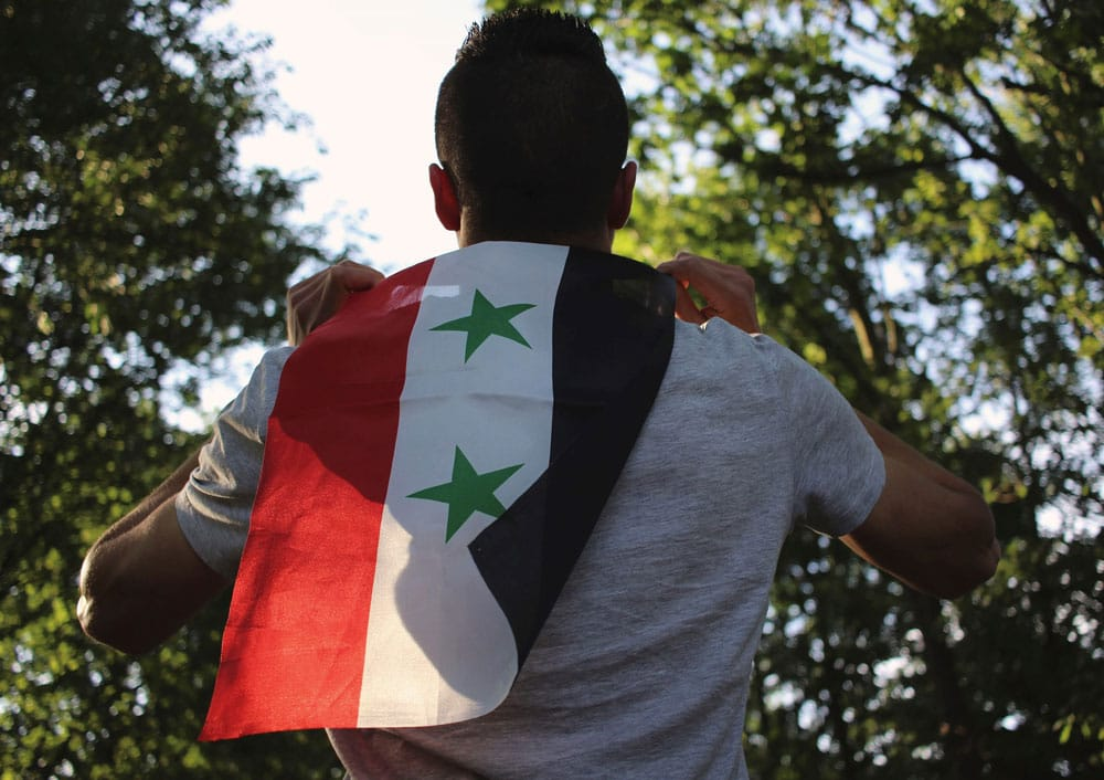 Syrian Notebooks by Jonathan Littell