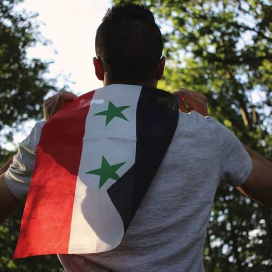Syrian Notebooks by Jonathan Littell