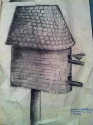"""""""Birdhouse #2"""""""