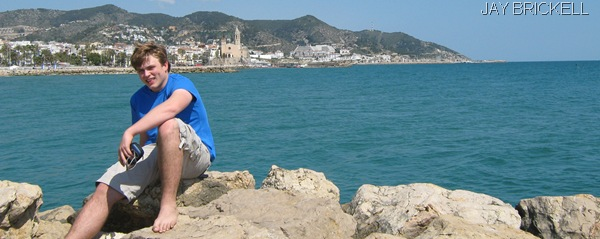 BLUE SKIES_We had wonderful weather in Spain. (TAP-CAT_411)