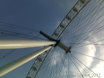 EYE IN THE SKY_The EDF Energy London Eye.
