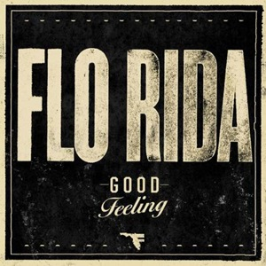 THIS WEEK'S NUMBER ONE: Good Feeling by Flo Rida. (Click to play in Spotify.)