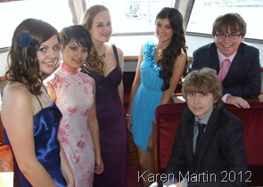 WEIRD AND WONDERFUL: Some, like this bunch of my friends, arrived by boat. (483069_468113679865321_1708688283_n_KarenMartin)