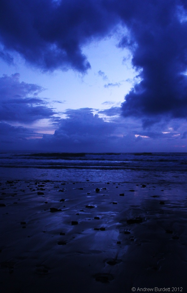DRAMATIC SKIES: After a long day, it was great to be treated to an evening beach trip. (0057a_IMG_0297-edited_ARB.JPG)