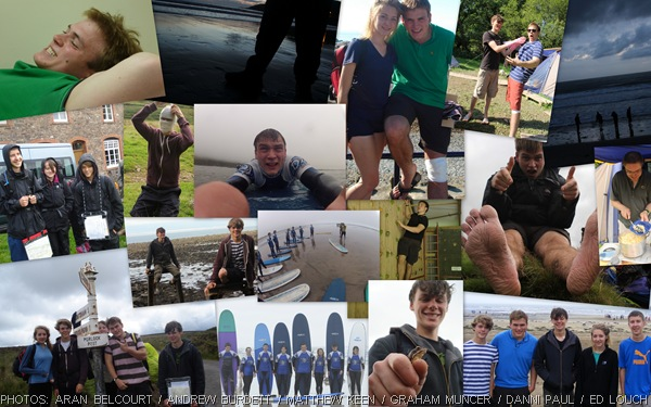 A WEEK TO REMEMBER: Some of the photos that will be published in the next seven days.