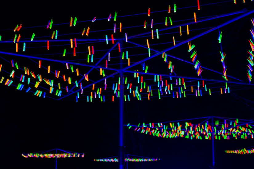 GATHERING OF THE CLANS, BRUCE MUNRO