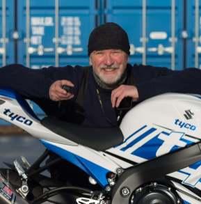 Andrew Butler Motorbike & Car Photographer Exeter