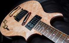 Guitar Product Packshot Photography, London by Andrew Butler - Exeter, Devon