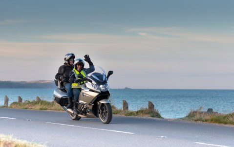 BMW Motorcycle Photography Exeter Devon by Andrew Butler