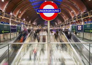 London Underground Paddington
