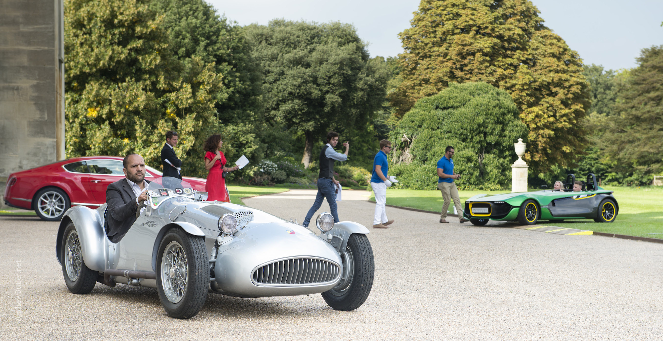 Salon Privé 2014 photography by Andrew Butler