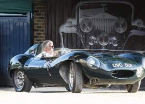 Salon Prive 2014 D-Type Photograph by Motoring Photographer Andrew Butler of Exeter Devon