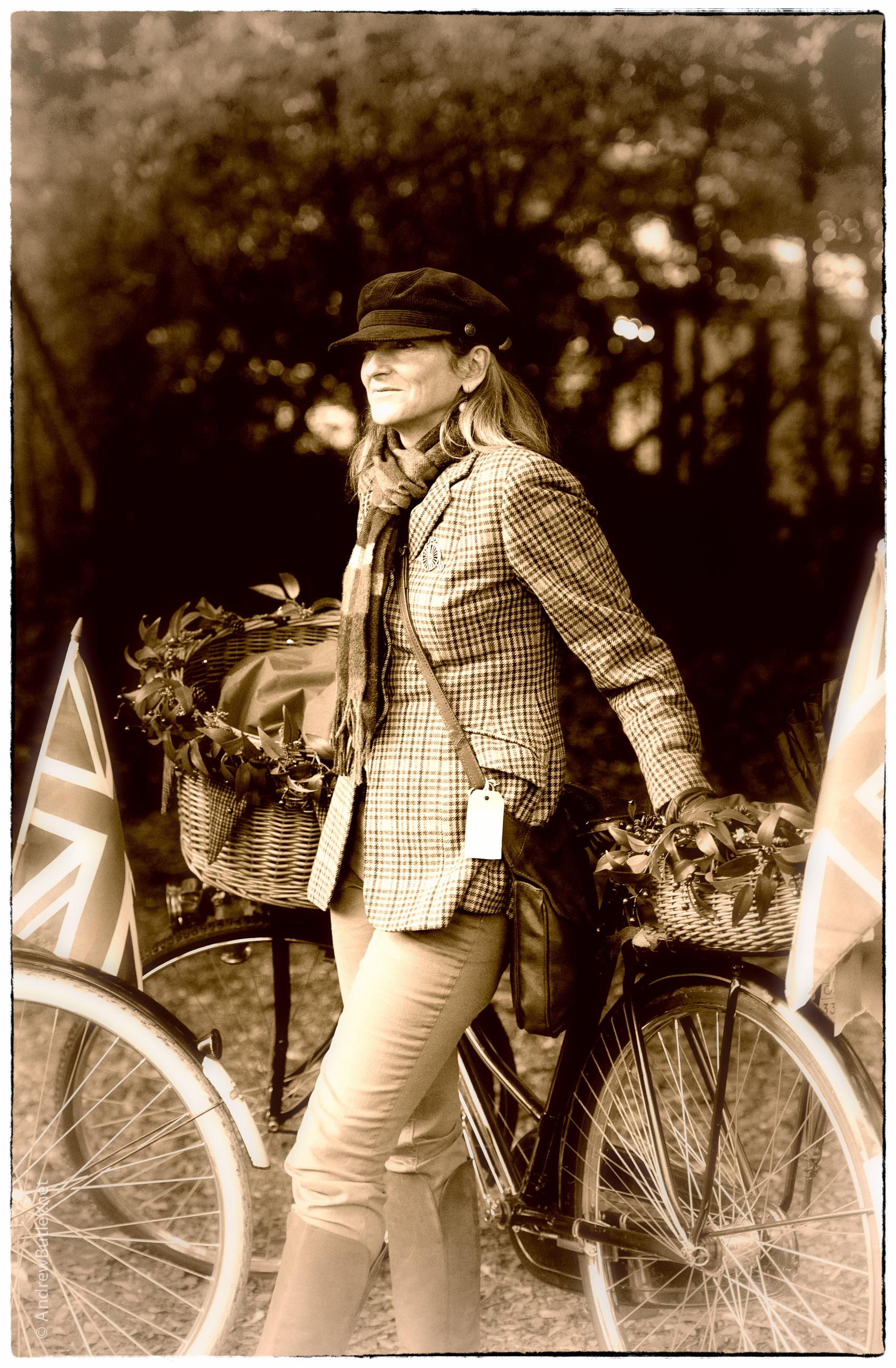 Velo Vintage Exeter Bristol Commercial photographer Andrew Butler