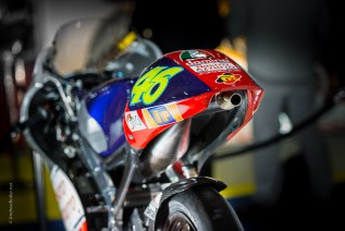 Gratuitous rear end bike shot by Andrew Butler by motorbike photographer Andrew Butler