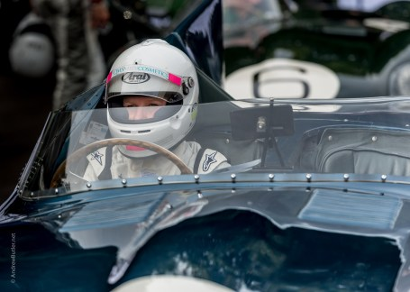 D-Type Goodwood FOS by Car Photographer Andrew Butler