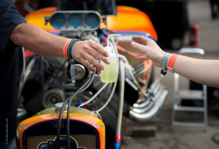 Top Fuel Goodwood FOS by Car Photographer Andrew Butler
