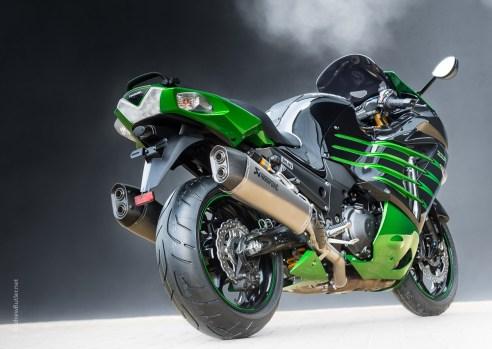 Kawasaki ZZR 1400 Motorbike Photographer Andrew Butler