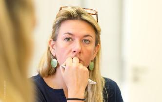 Female Portrait Headshot Photography - Corporate, by Andrew Butler of Exeter, Devon Somerset, Bristol