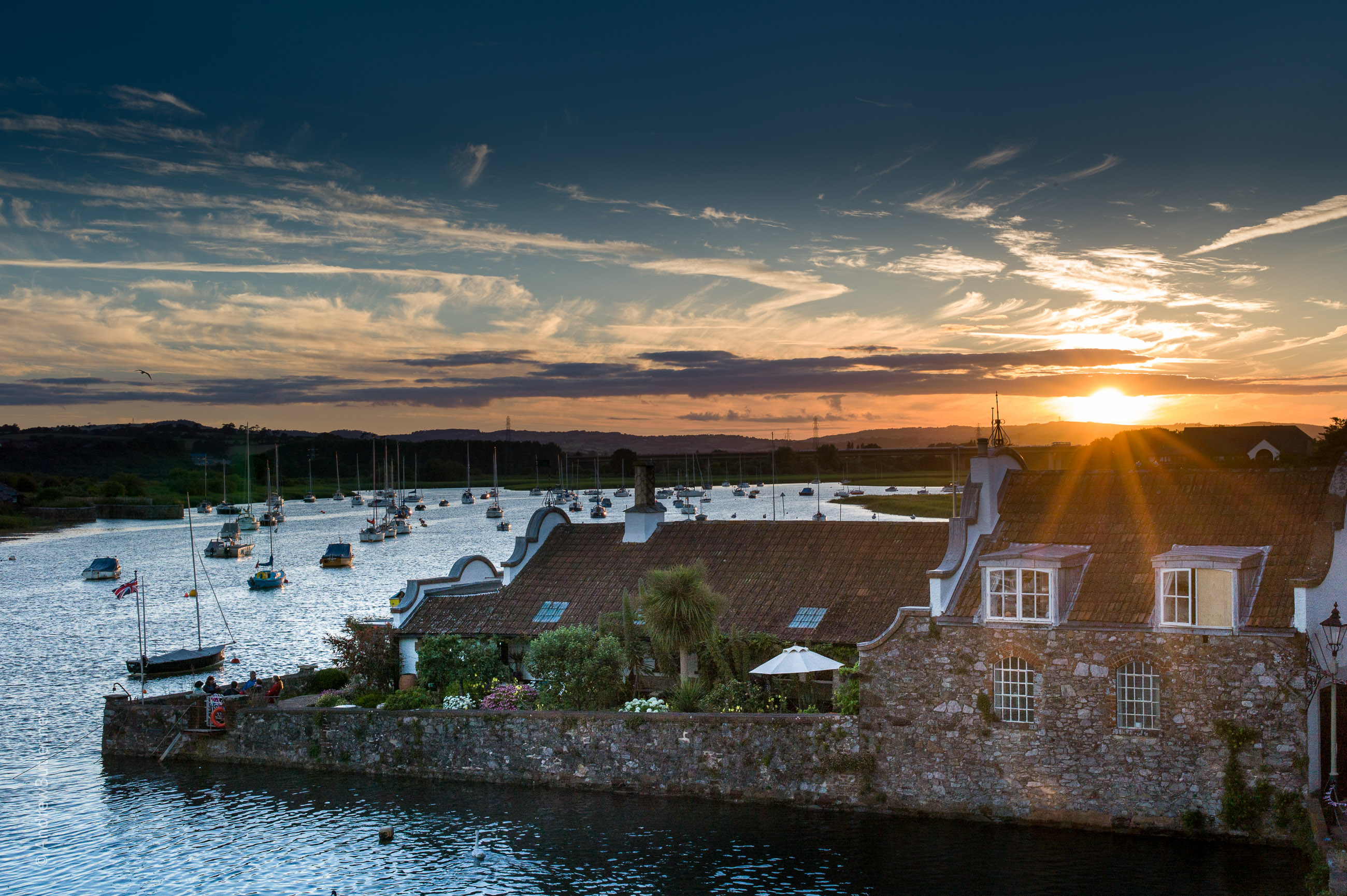 Devon Commercial Photography Library Topsham