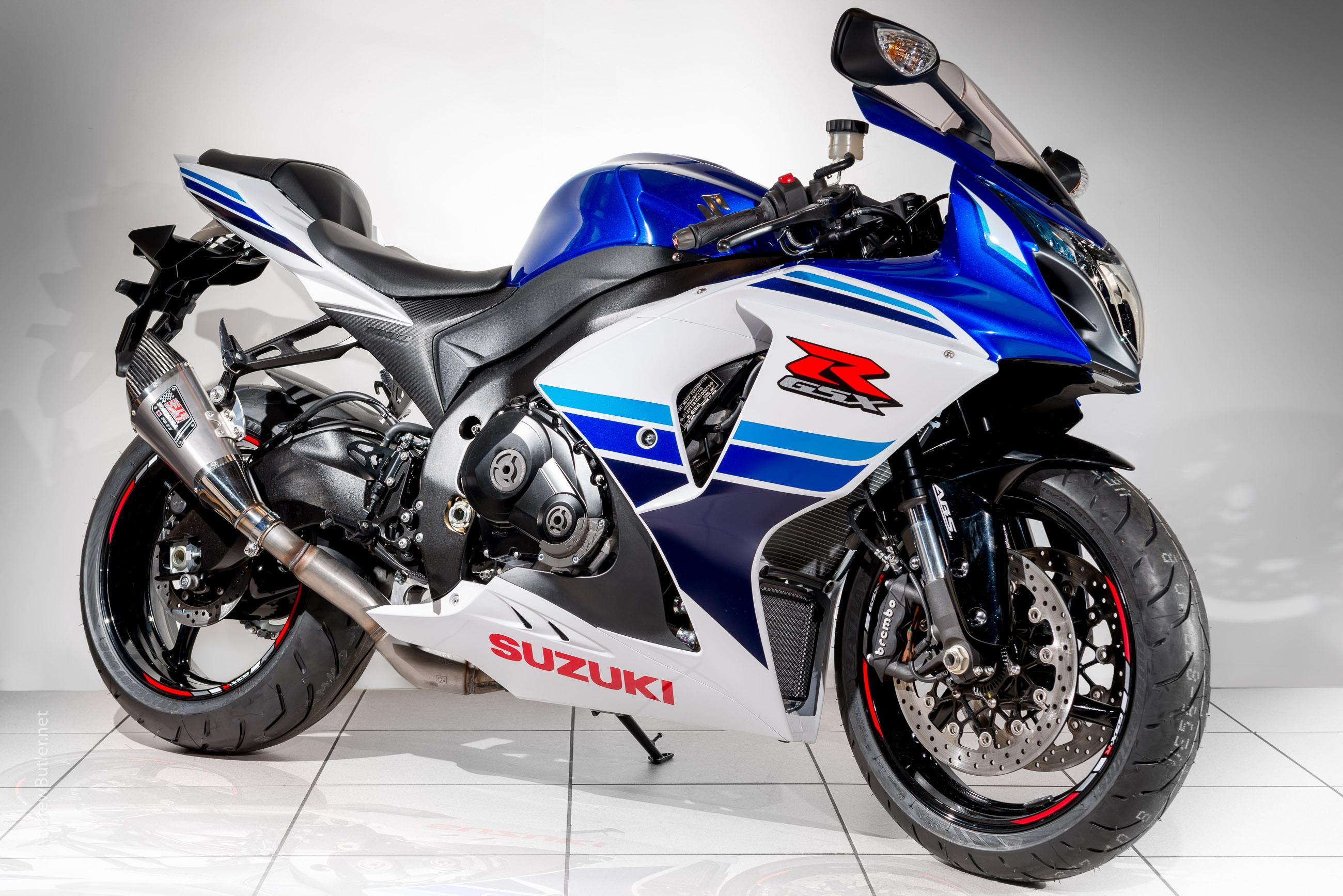 Motorcycle photographer Andrew Butler Suzuki GSXR 1000