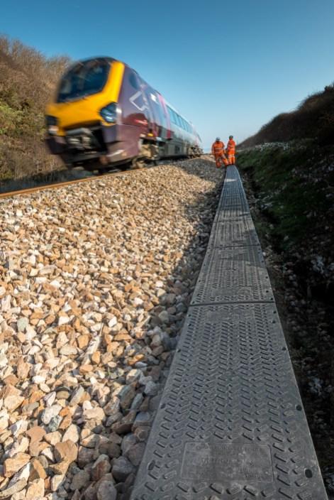 Andrew Butler Network Rail Engineering Photographer