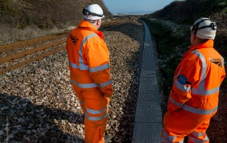 Andrew Butler Network Rail Engineering Photographer