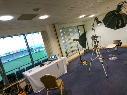 Exeter Conference Headshot Photographer
