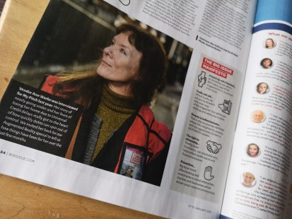 Big Issue Exeter