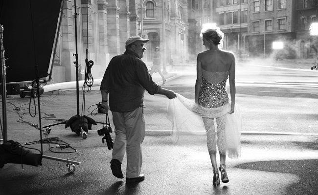 Peter Lindbergh - Charlize Theron