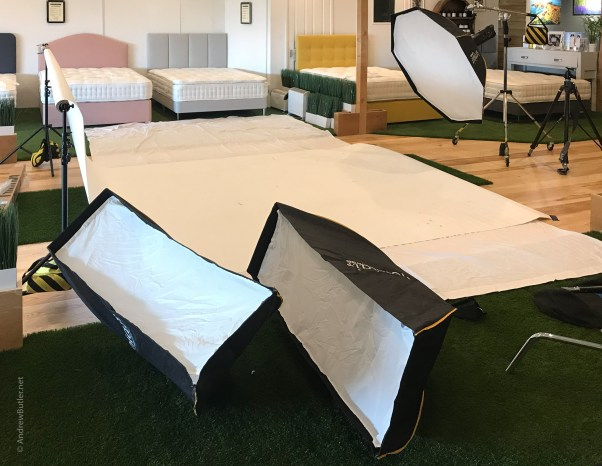 Location Product Photography