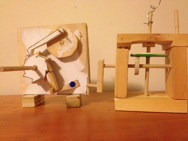 Two Model Mechanisms