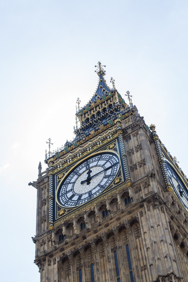 Big Ben (or Elizabeth Tower)