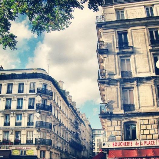 Boulevard la Chapelle, Paris, France