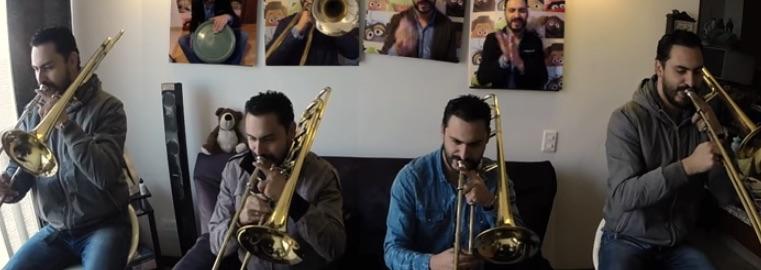 Musical Interlude: Brasileirinho on Trombone