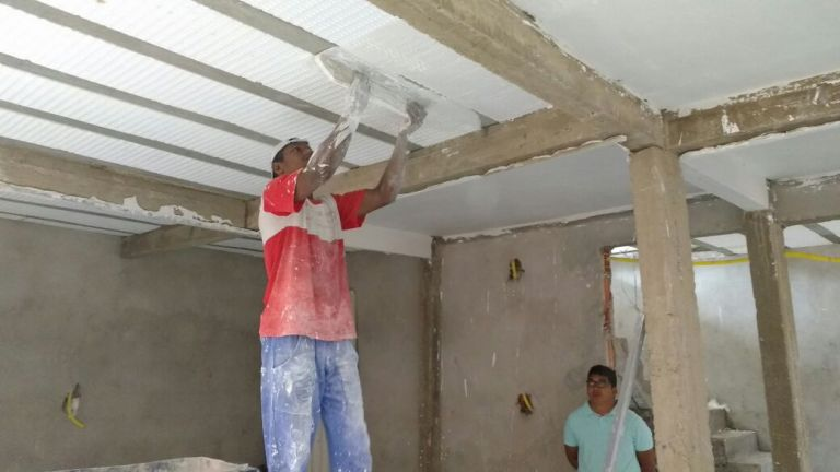 Ebenezer Construction Update