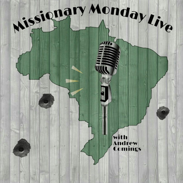 Missionary Monday Live: Crime and Punishment