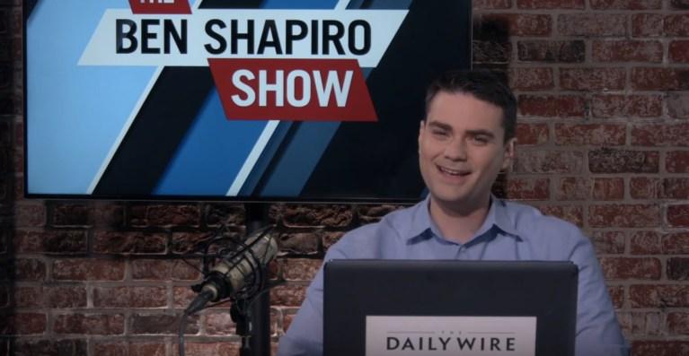 An Open Letter to Ben Shapiro