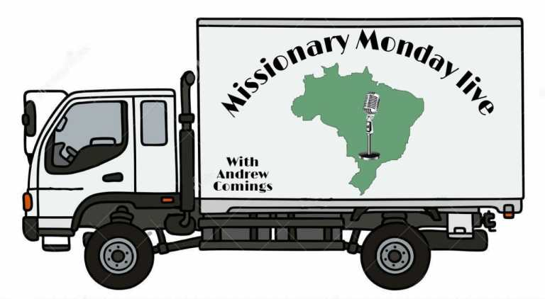 Missionary Moment Live! Ministry Update, the Truckers' Strike, and More
