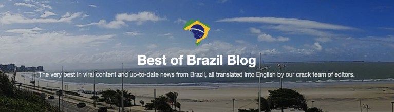 Introducing the Best of Brazil Blog