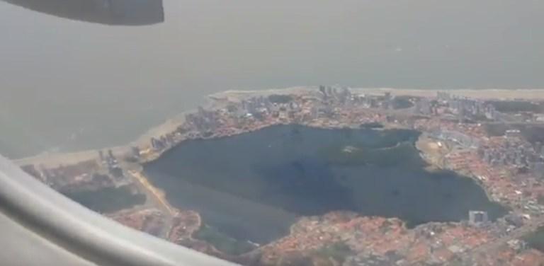 """Flying Over the """"Ilha Bela"""""""