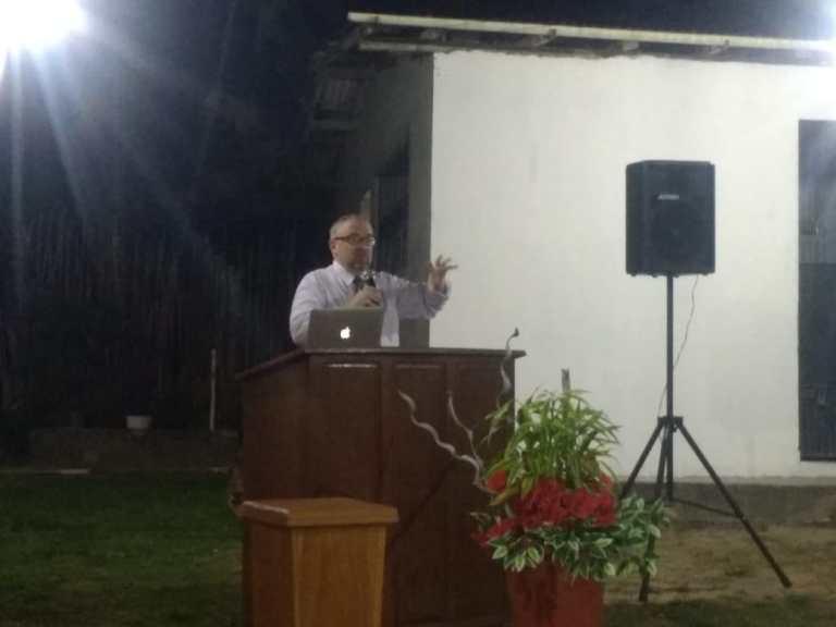 Northern Excursion: Evangelistic Conference in Pará