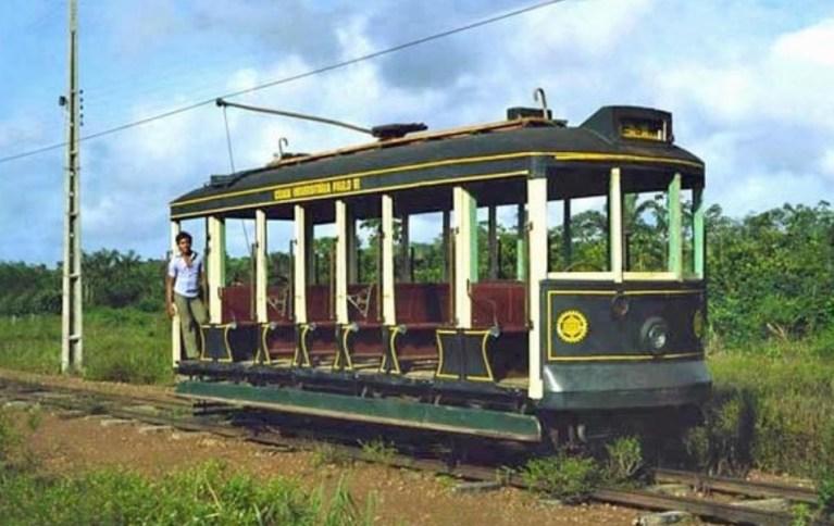 The Trams, Trains, and Trolleys of São Luís