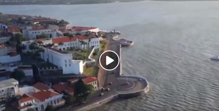 Welcome to São Luís (Video)