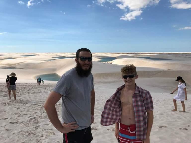 F.O.C.U.S. Brazil Part 3: The Dunes