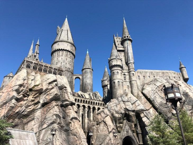 Hogwarts, I presume
