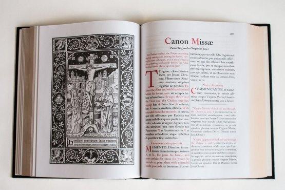 American Missal Gregorian Rite Mass Canon